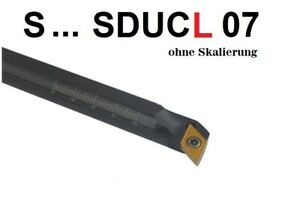 Barra de perforación innendrehmeißel 1 unidades, s16q sducl 07 nuevo ubicación de stock e3