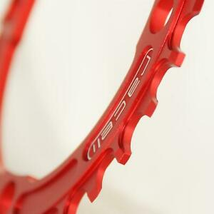 Chainring-Narrow-Wide-Single-retainer-chain-ring-36T-104-BCD-Red-CNC-7075-T6