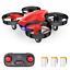 thumbnail 15 - SNAPTAIN SP350 Mini Drone Pro 3 Batteries Foldable Selfie RC Quadcopter Kids Toy