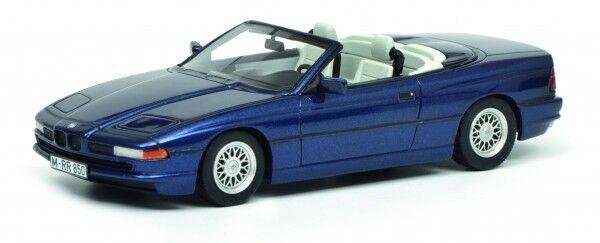 1 18 Schuco BMW 850i Cabriolet blau 45 000 6900  | Sorgfältig ausgewählte Materialien