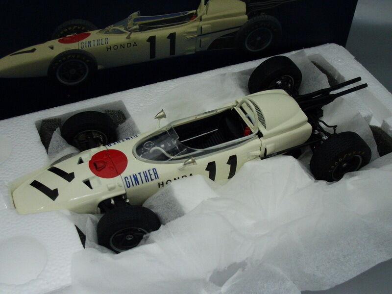1/20 Ebbro HONDA RA272 F1  11 WINNER MEXICO GP 1965 R.GINTHER