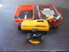 Cst Berger 24x Laser Detection Leveler