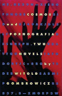 1 of 1 - Cosmos and Pornografia, Very Good Condition Book, Gombrowicz, Witold, ISBN 97808