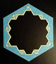 Settlers of Catan Border Frame - 6 pieces, 4th edition
