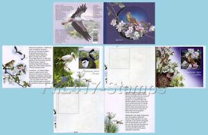2019-l-039-Ukraine-Livret-EUROPA-CEPT-034-National-Birds-of-Ukraine-034