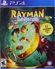 PLAYSTATION 4 PS4 GAME RAYMAN LEGENDS BRAND NEW & FACTORY SEALED
