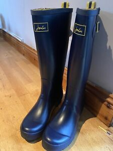 Joules-Navy-Size-8-Wellies-2254