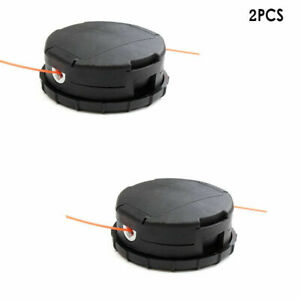 Details about 2pcs Trimmer Head For Echo SRM-225 SRM-230 SRM-210 Speed-Feed  400 String Trimmer