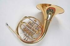 BB French Horn, corno francese, a stopfventil, rimovibile bicchiere sonora