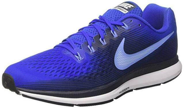 purchase cheap 88d0f 3e86d NIKE MENS AIR ZOOM PEGASUS 34 RUNNING SHOES #880555-409