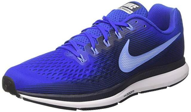 286a8aeb30a Nike Air Zoom Pegasus 34 Mens 880555-409 HYPER Royal Running Shoes ...