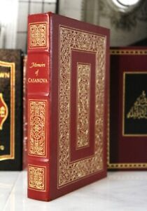 CASANOVA, THE MEMOIRS OF - Easton Press -  - Famous Editions