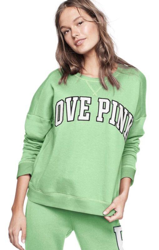 Victorias Geheim Pink Rundhals Pullover ~ Größe S Hohe Belastbarkeit