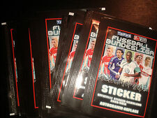 Topps Sticker Fussball - Bundesliga 09/10 15 Booster Tüten Sammelbilder