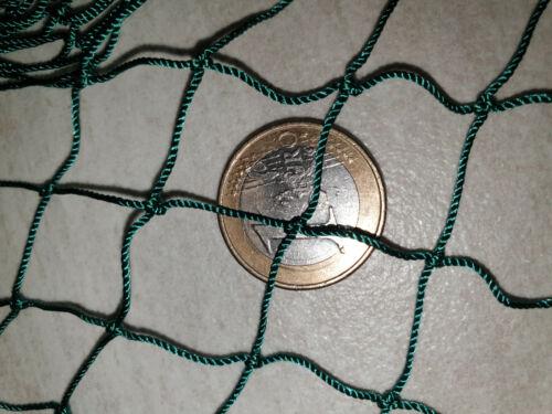 Zugnetz Schleppnetz 4-80m ohne//mit Fangsack #20mm Fischernetz  Sperrnetz NEU!!!