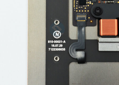 """NEW Rose Gold Trackpad 817-00327-04 810-00021-A for MacBook 12/"""" A534 2016"""
