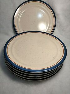 Bob Van Allen *-* Jet Black Set of 12 or Individual Mikasa Separates GX700 *-* Bread /& Butter Plates