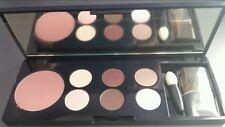 Estee Lauder Signature Silky Powder Blush & Eyeshadow Palette FRESH PLUM