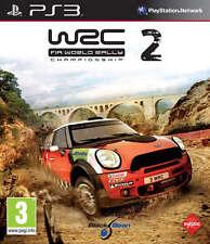 WRC 2: FIA World Rally Championship PS3 *Photocopy Wall Paper*
