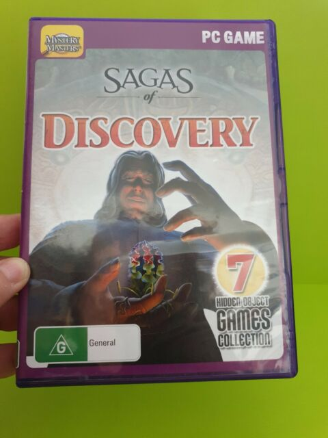 Sagas of Discovery 🕹️ 7 Hidden Object Games - PC GAME 🕹️ FREE POST