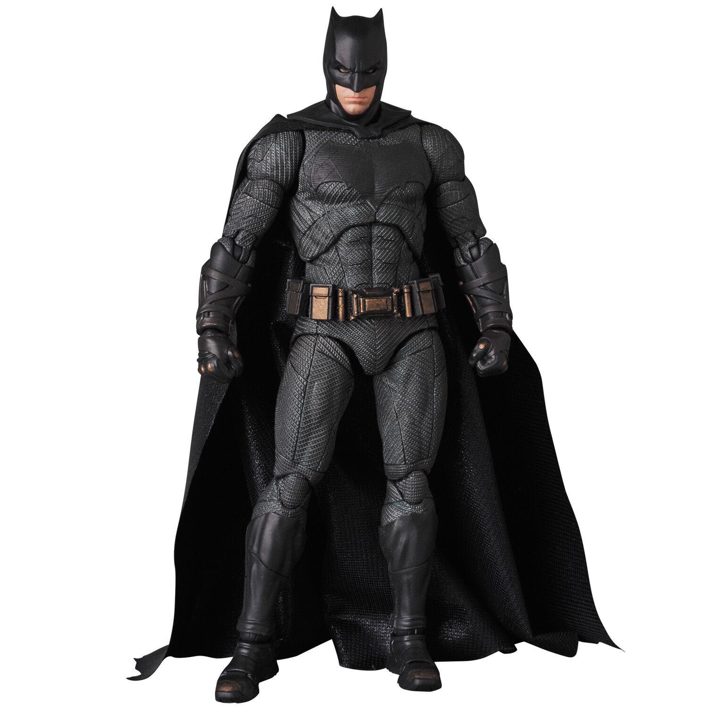DC COMICS  JUSTICE LEAGUE – BATMAN MAFEX 1 12 Acción Figura MEDICOM