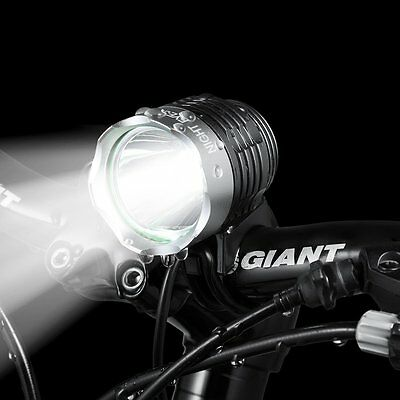 Cycling Bicycle Front Light/&Rear Lamp Kit XML T6 LED Flashlight 5 Modes Lamp Hot