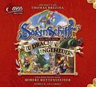Sagenschiff: Die erste Reise zu Drachen & Ungeheuern von Thomas Brezina (2015)