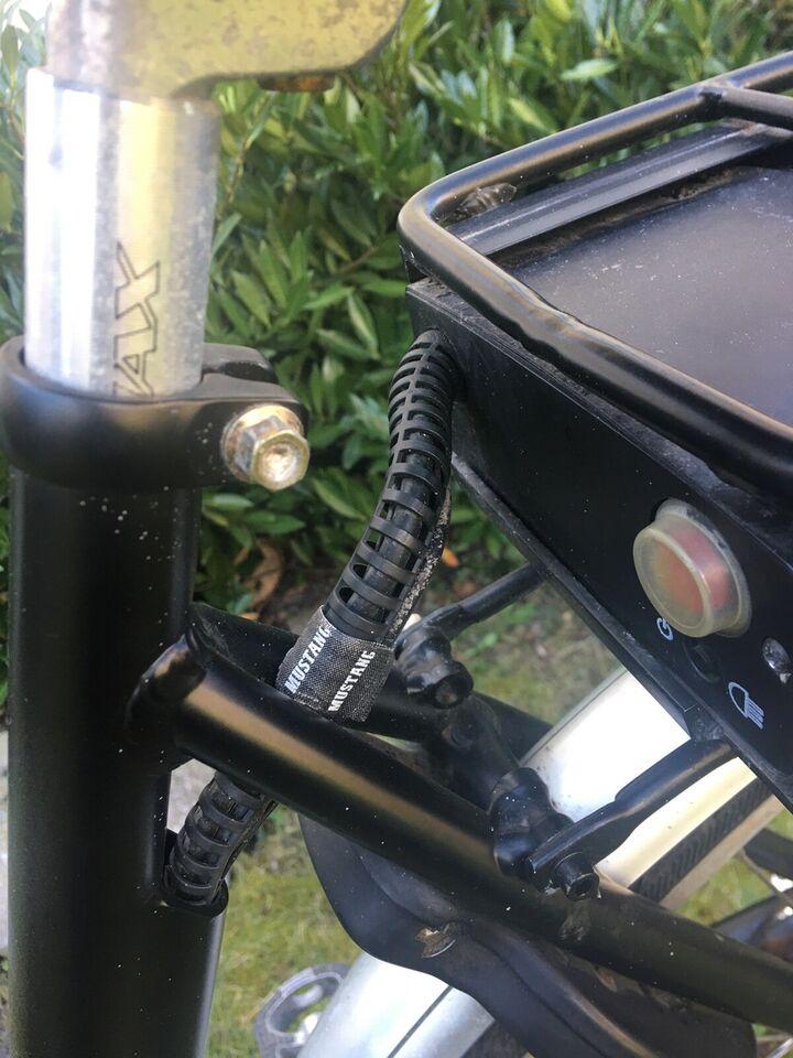 Elcykel, Mustang, 3 gear