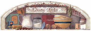 York-Country-Kitchen-Arch-Shelf-Wallpaper-Mural-RF3701M