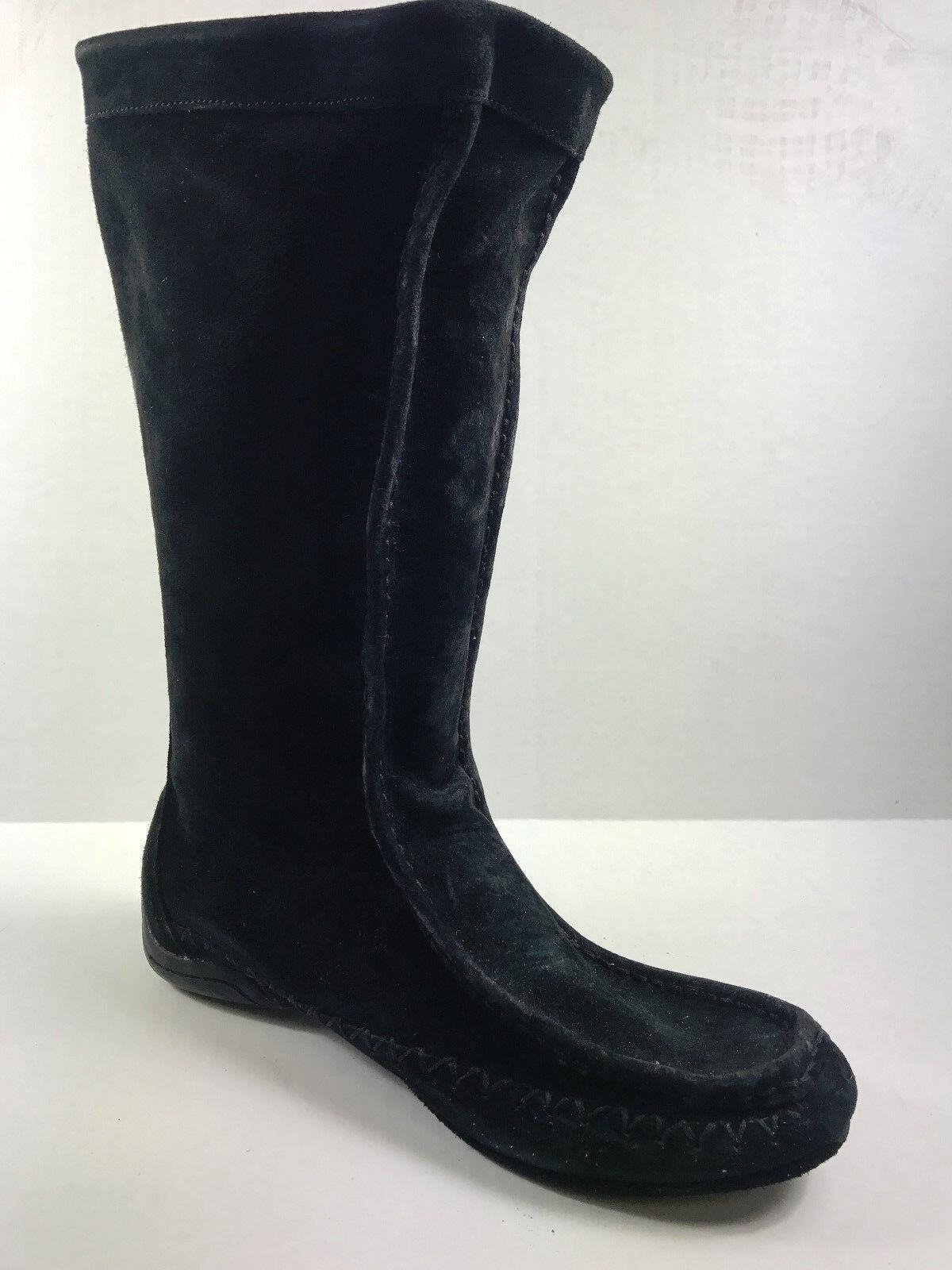 ***NEW*** Gola Kernal Knee-High Suede  Boots Women`s  Color Black