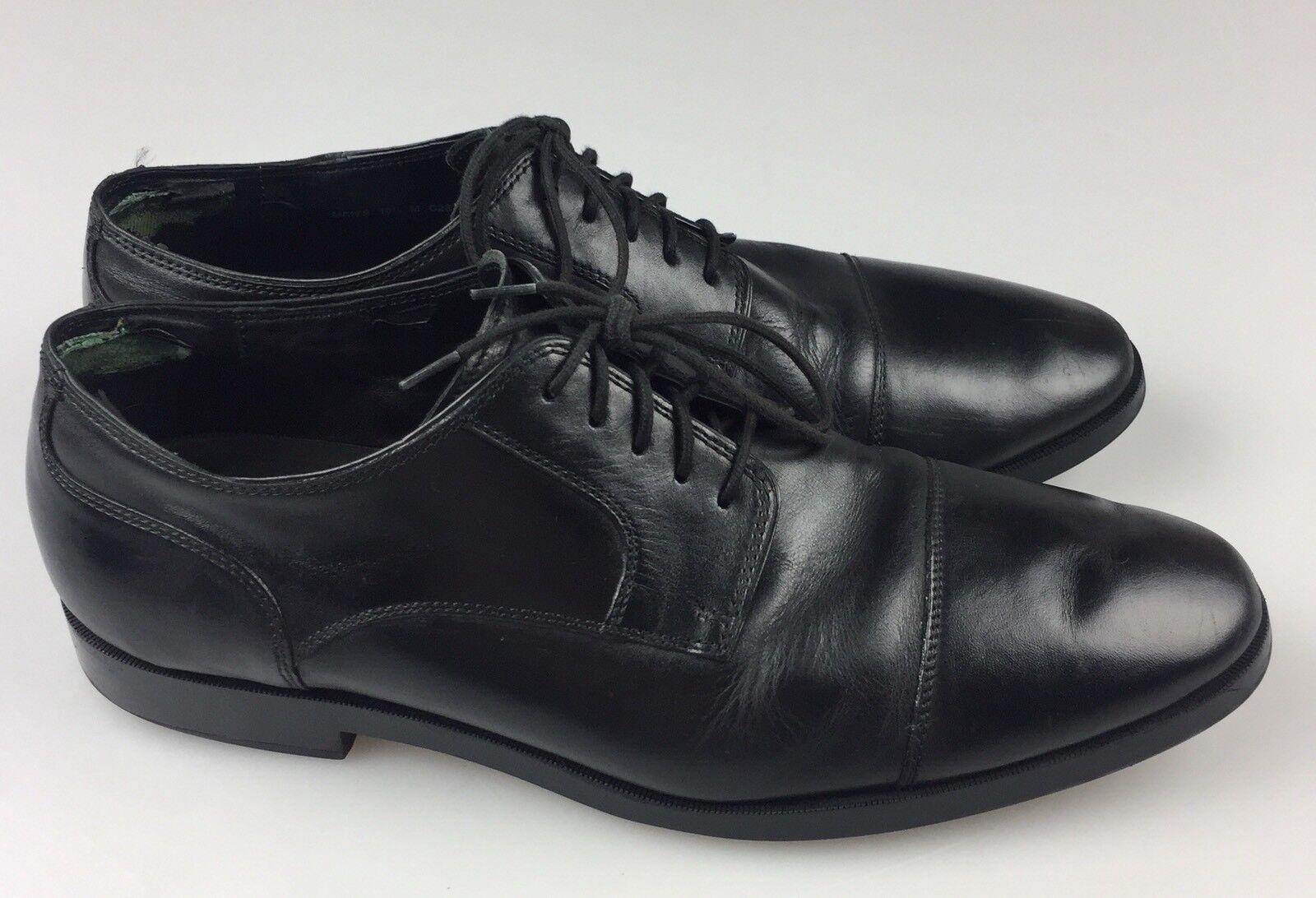 prezzo basso Cole Haan Jay Grand OS Cap Toe Oxfords nero nero nero Uomo sz 10.5 M Lace Up Dress scarpe  prima i clienti
