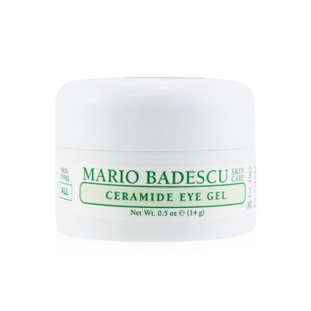 NEW Mario Badescu Ceramide Eye Gel - For All Skin Types 14ml Womens Skin Care