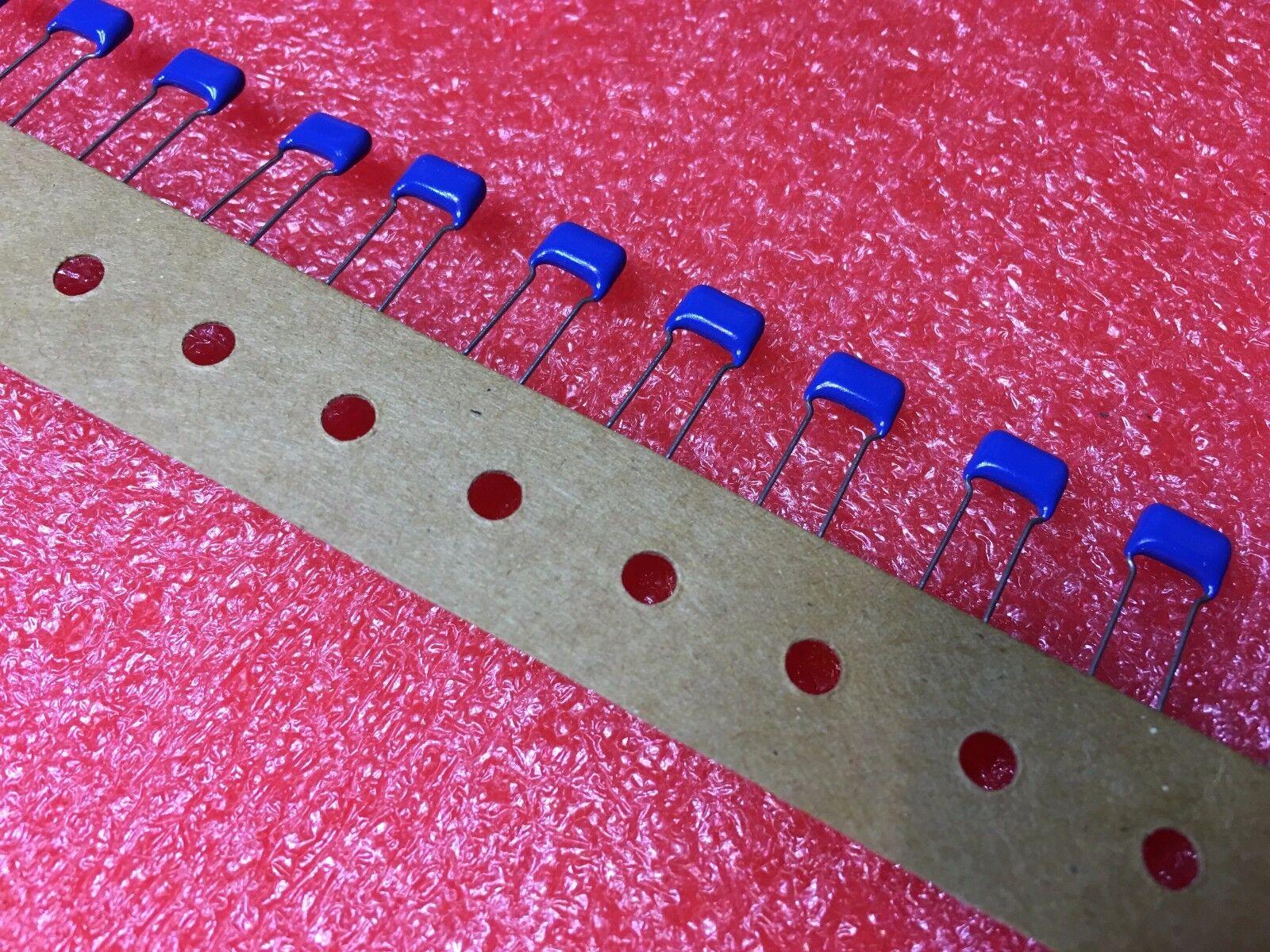 ± 10/% 50 V 10 X Multilayer Ceramic Capacitor 0.1 µF A Series Mono Axial Ax