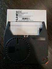 Nukote B192 Ibm Wheelwriter 3 5 6 Black Correctable Film 1337761 New