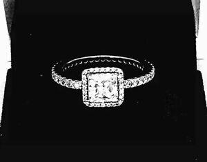fa0264e66 Image is loading Authentic-Pandora-Timeless-Elegance-Ring-W-Pandora-TAG-