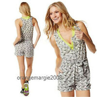 Zumba Official Fun Edgy Print Perfect Romper Shorts - Cute,cool & Comfy S M L Xl