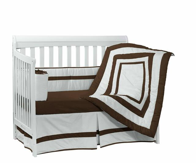 Baby Doll Bedding Royal Cradle Bedding Set Chocolate 535cr36-choc
