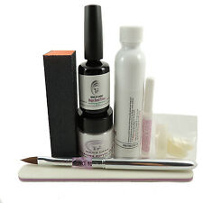 Acrylic nail Kit. The Basic Bundle For Beginning Acrylic Powder Set .