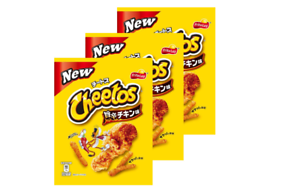 Frito-Lay-JAPAN-Cheetos-Spicy-Fried-Chicken-Flavor-Corn-Snacks-75g-x-3pcs