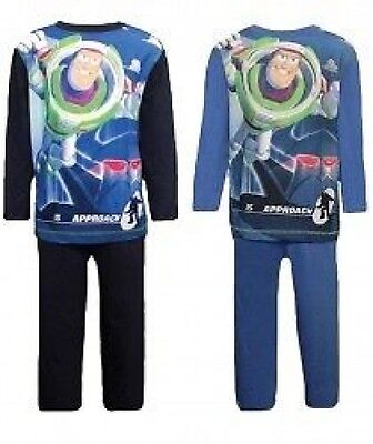 Details about  /BOYS TOY STORY PYJAMAS 2 COLORS ORANGE//NAVY /& GREY//BLUE DISNEY 2 TO 6 YEARS