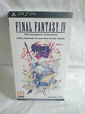 Final Fantasy IV: The Complete Collection for Sony PSP (Region Free)