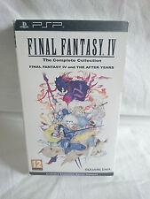 Final Fantasy IV: la colección completa para Sony PSP (Región libre)