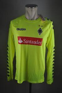 Borussia-Moenchengladbach-Torwart-Trikot-Gr-S-M-XL-140-164-Jugend-Santander