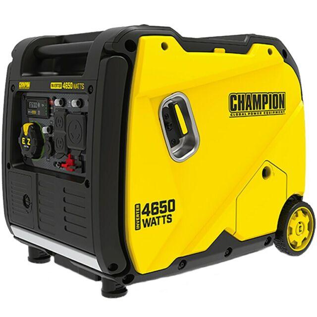 Champion 200992 - 3650 Watt RV Ready Inverter Generator w/ Quiet Technology (...