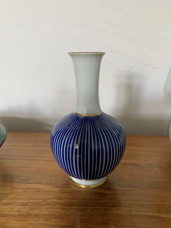 Porcelæn, Vase, Hackefors
