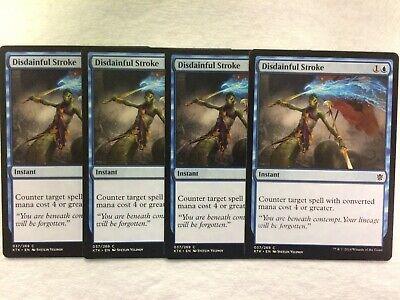 Disdainful Stroke Magic The Gathering Khans Of Tarkir Card Mint X1