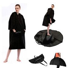TLS Junior Hooded Poncho//Change Robe Palm Tree