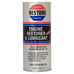 Details about Try AMETECH ENGINE RESTORER OIL in AUDI A3 A4 A6 A8 100 TT  Engine - 400ml can