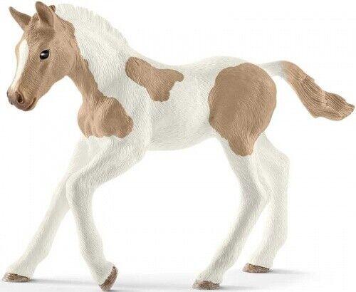 Nouveau Schleich peinture cheval poulain