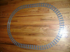 LEGO 9V TRAIN TRACKS LOT of 20 CURVED STRAIGHT MINT CONDITION